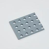 グレーパンチングボード(K-5840FP)